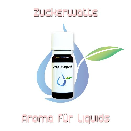 Zuckerwatte Aroma   My-eLiquid E-Zigaretten Shop   München Sendling