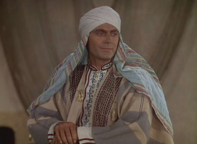 ... Арабские ночи / Arabian Nights / 1942 / DVDRip