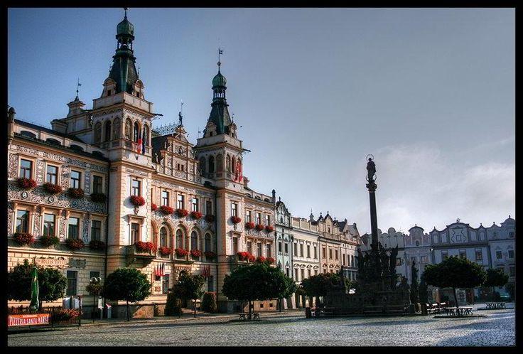 Kudy z nudy - Naučná stezka Pardubicemi po stopách Silver A