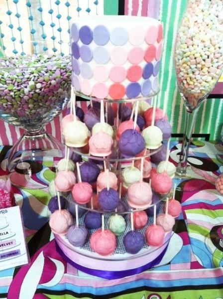 Cake-pop cake