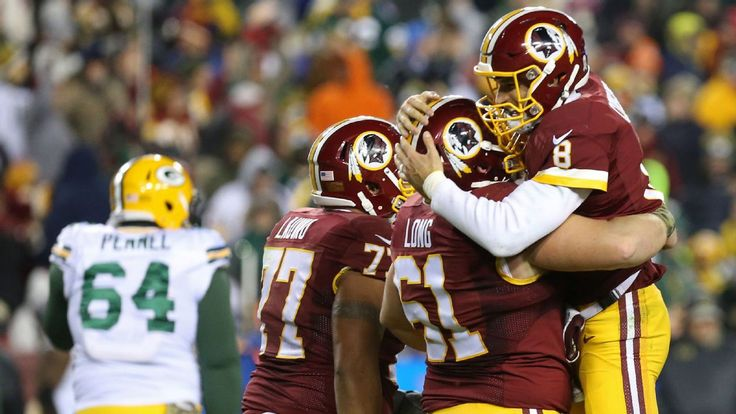 Kirk Cousins cashes in, leads Redskins to big win over Packers