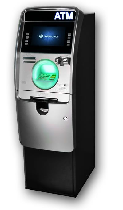 The HALO ATM is the proud new addition to the family of world-class retail machines from Nautilus Hyosung. The HALO offers the latest in innovative, state-of-the-art ATM design and technology.