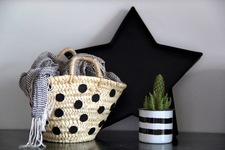 DIY: petits paniers customisés # 1