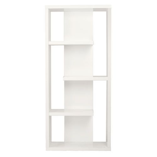 ... Lacquer Shelving Unit Eurostyle Free Standing Shelves & Bookcases