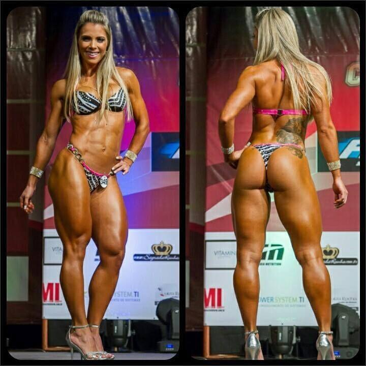 Fernanda Alves - Female Fitness And Muscle BB | Fernanda
