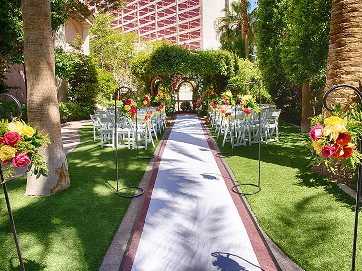 9 Unforgettable Las Vegas Wedding Venues