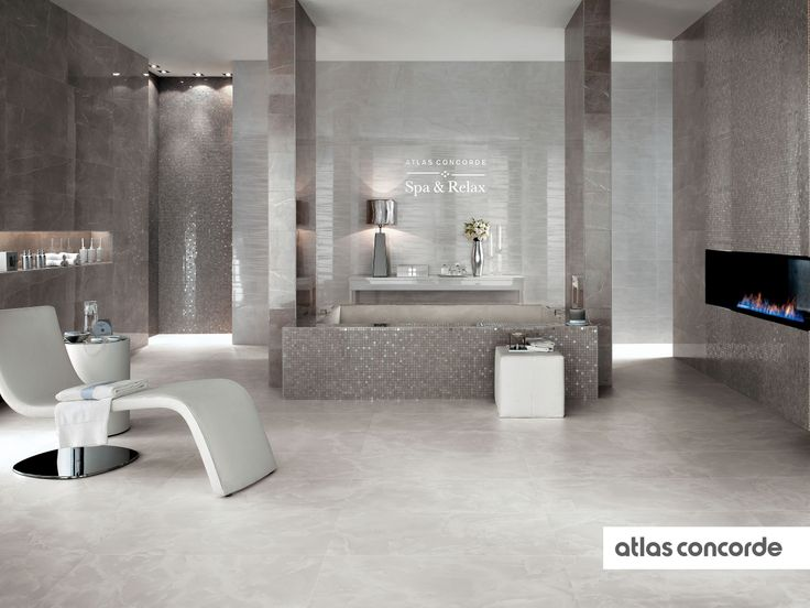 #MARVEL silver and moon | #AtlasConcorde | #Tiles | #Ceramic