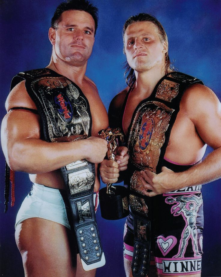 ( 2016 † IN MEMORY OF ) - British Bulldog & Owen Hart