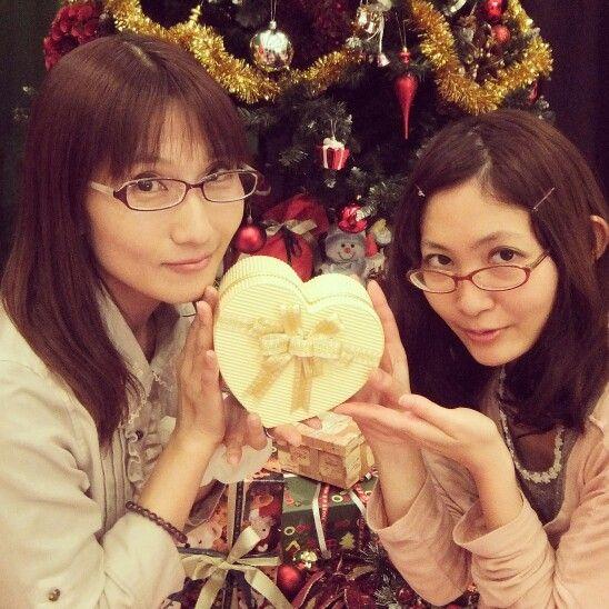 横浜 パシフィコ横浜にて。with RIKKA. 一足お先にクリスマスちょっと出し。  また改めて他の写真もアップします!