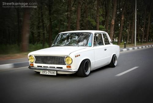 europe car  fiat 125