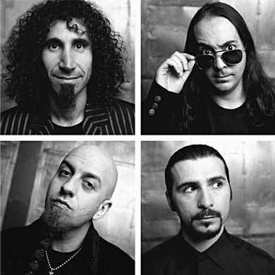"""System of a Down- love these guys. """"Why'd you leave the keys upon the table?!"""""""
