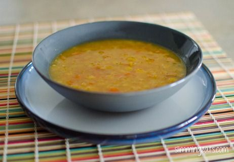 Split Pea and Bacon Soup | Slimming Eats - Slimming World Recipes