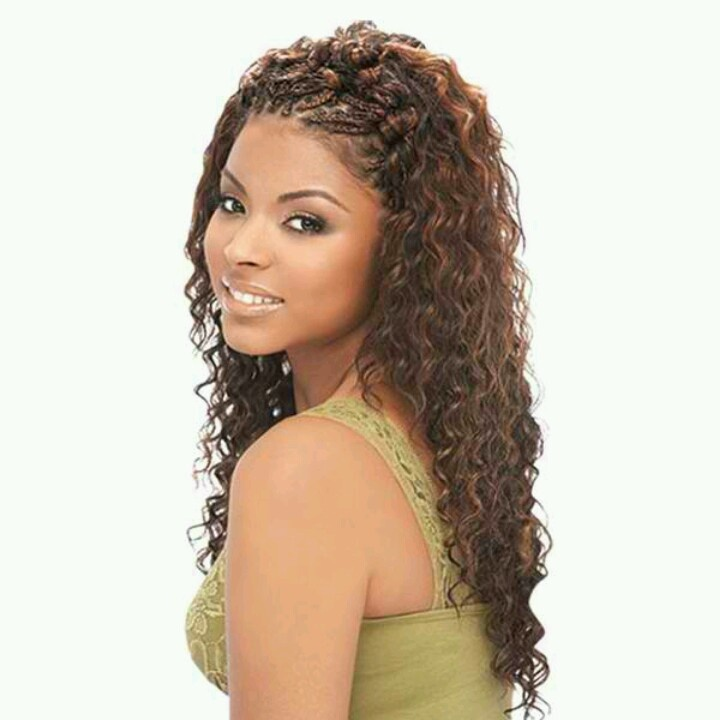 Fantastic Rocks Spanish And African Braids Hairstyles On Pinterest Hairstyles For Women Draintrainus