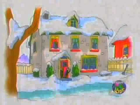 """Caillou's Holiday Movie """"Part 3 (of 5)"""" English"""