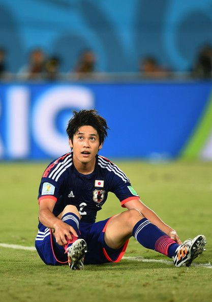 Atsuto Uchida Photos - Japan v Greece: Group C - Zimbio