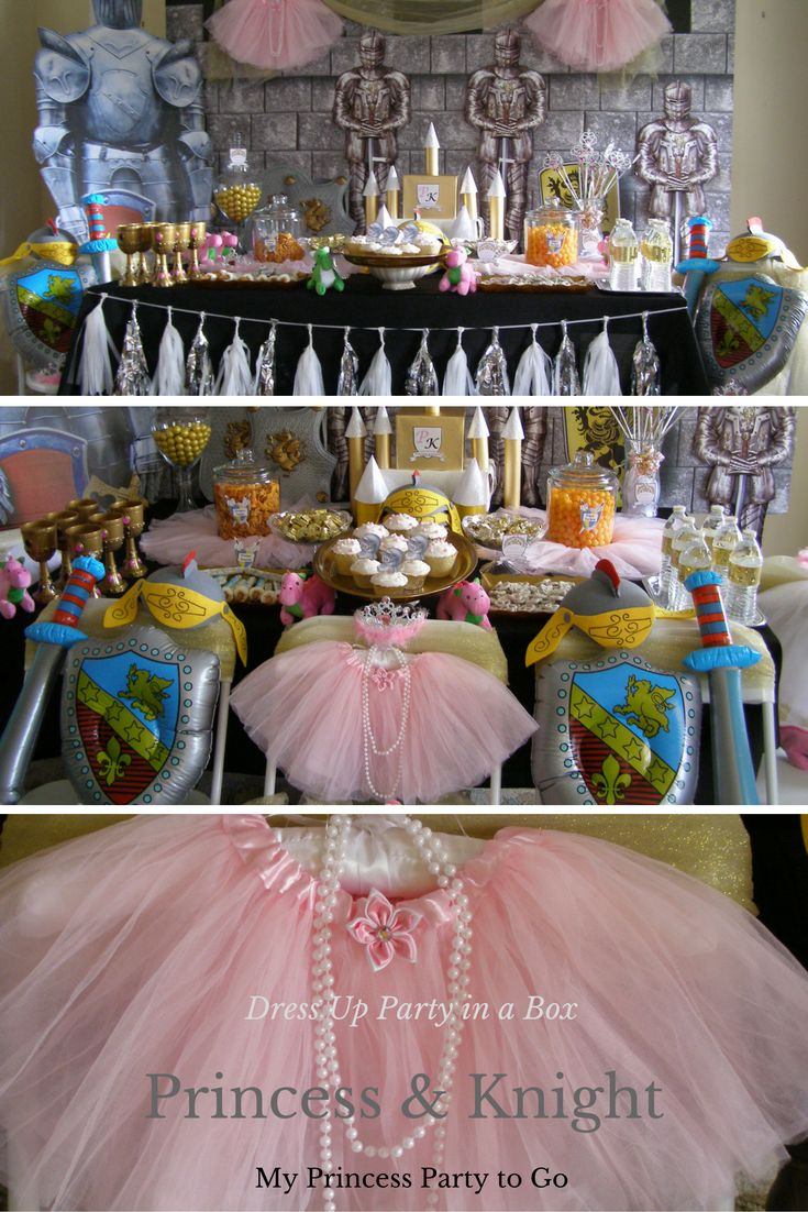 175 best princess and knight birthday party ideas from my princess
