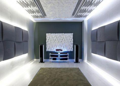 panneau acoustique pour home cinéma, CINEMA ROUND PREMIUM par