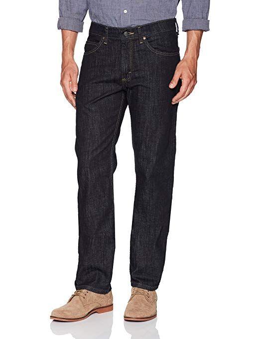df5ba6422fc LEE Men s Regular Fit Straight Leg Jean at Amazon Men s Clothing store