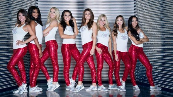 E! will launch their LA Clippers Dance Squad docu-series on March 15th.  Do you plan to give it a try?