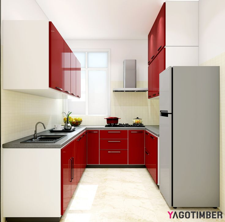 Elegant Kitchen Cabinets Online India