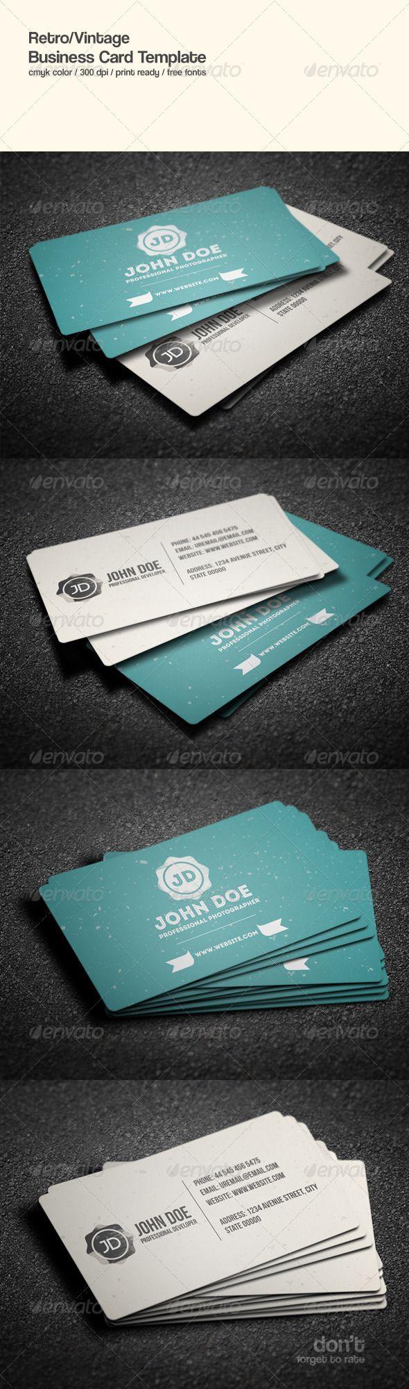 200 Best Business Card Images On Pinterest Carte De Visite