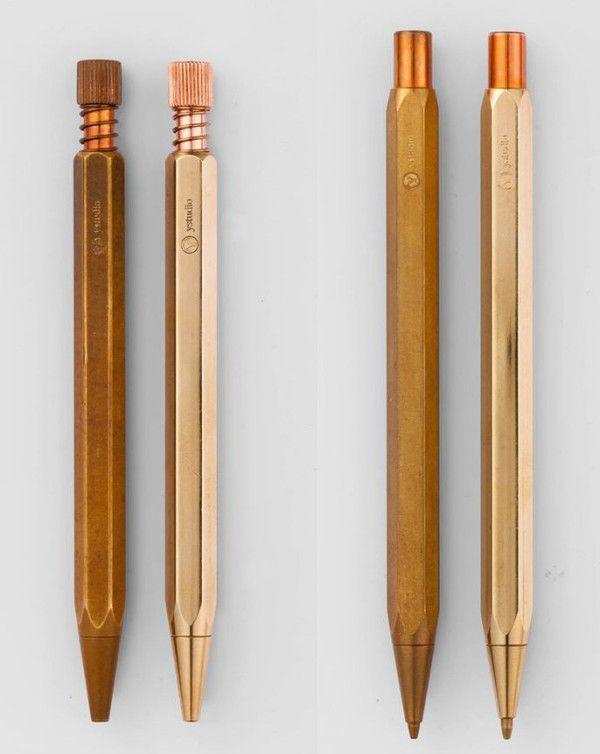Y Studio Mechanical Pencils & Pens