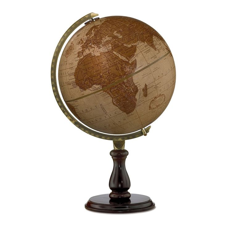 45 best Desktop Globes images on Pinterest World globes Desk