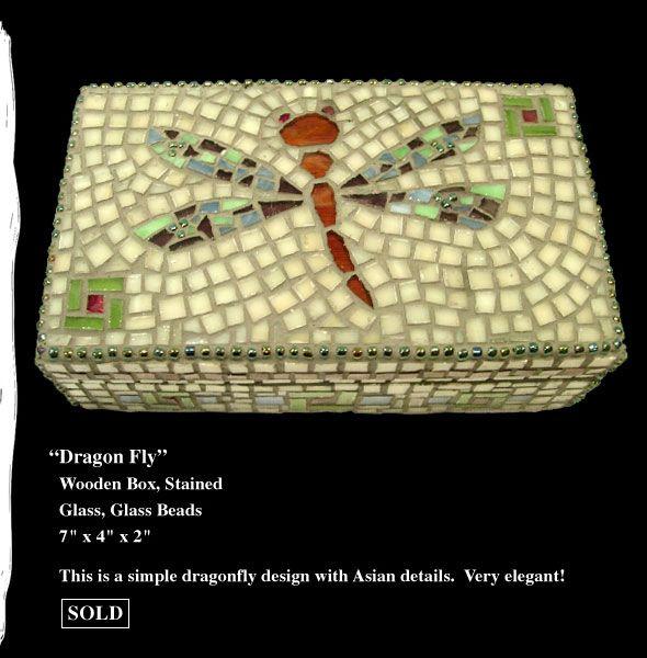 Surf Mosaics-Inspired Mosaic Art
