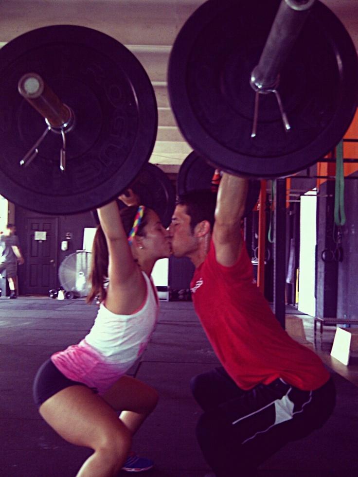 Crossfit squat  Squats...