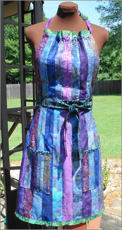 Jelly Roll Apron