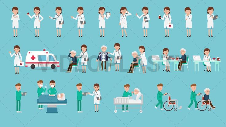 Download: http://ift.tt/2tyWwss  A Medical Characters pack with 24 different character actions including a doctor nurse or patient. Each item is also sold separately on the store. The pack includes the following items:  - Ambulance Doctor - Doctor Checkup - Doctor Disapproves - Doctor Giving Injection - Doctor Holding an Apple - Doctor Holding Stethoscope - Doctor Pointing - Doctor Showing Clipboard - Doctor Talking on the Phone - Doctor Thumbs Up - Doctor with First Aid Kit - Doctor with…