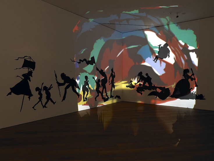 29 best images about Kara Walker on Pinterest | Cut paper, Art and ...