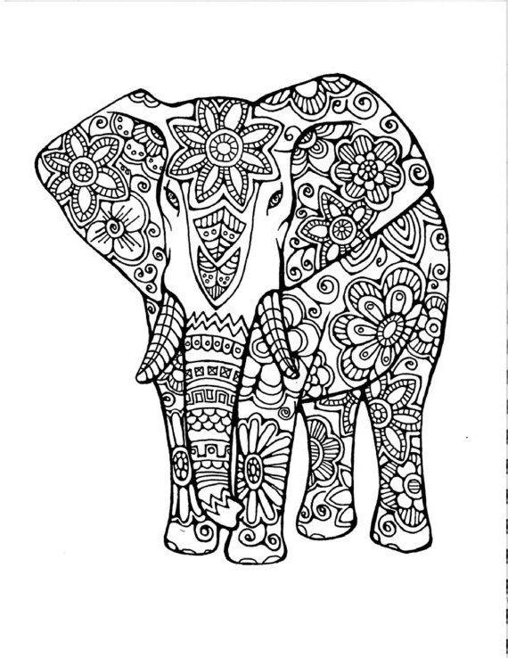 196 Dibujos de Mandalas para Colorear fáciles y difíciles | Pepita ...
