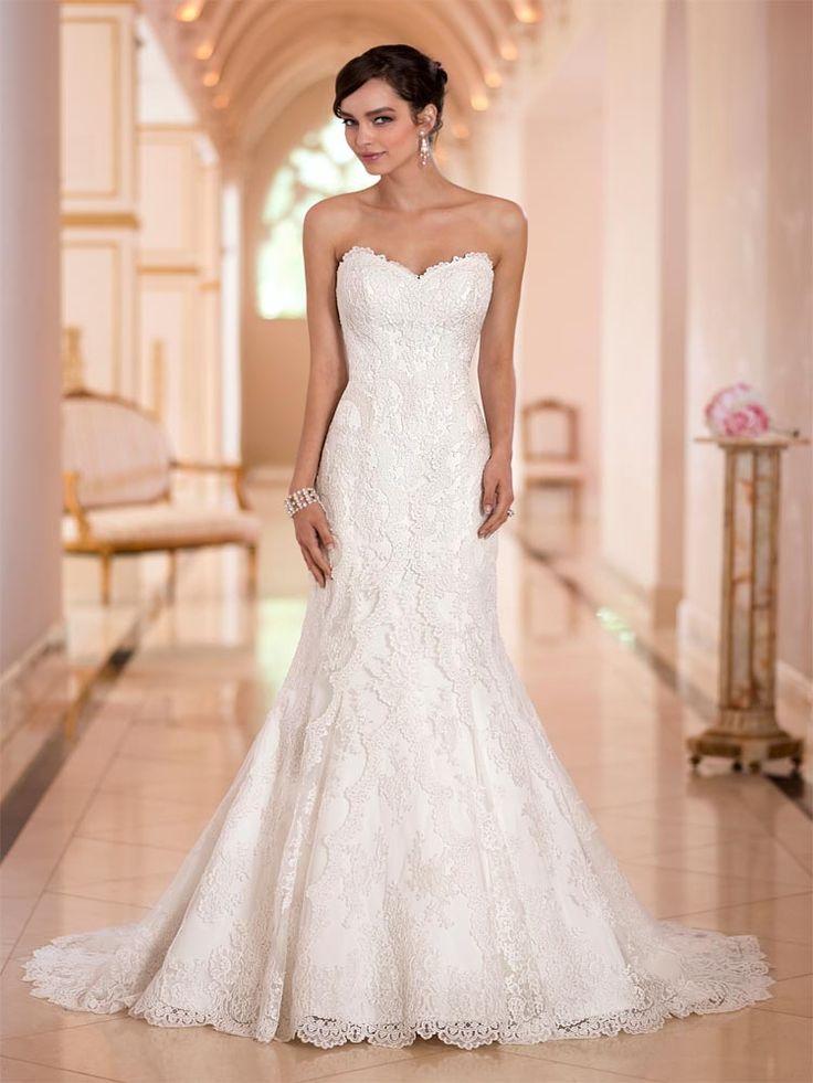 Stella York Bianca available in our Exeter shop. #prudencegowns #stellayork #DressingYourDreams #Exeter #Devon #Cornwall #bride #weddingdress