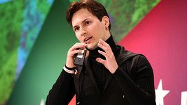 Russia: Vanishing act    Pavel Durov, founder of VK -- FT 2013