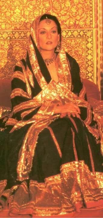 Princess Rajyashree kumari of Bikaner