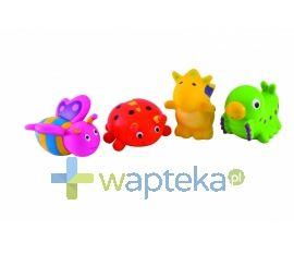 Zabawki do kąpieli CANPOL Ogród 2/997 4 sztuki 16583 | Wapteka.pl