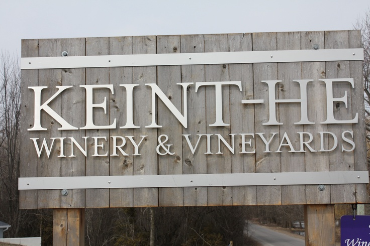 Winery in Prince Edward County - fine Pinot Noir