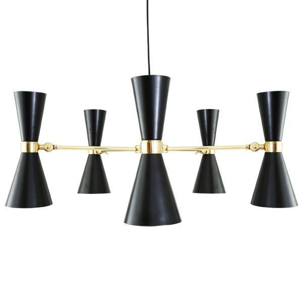 Cairo five arm contemporary chandelier chandelier lightinghouse