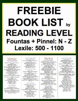 Level f reading books free