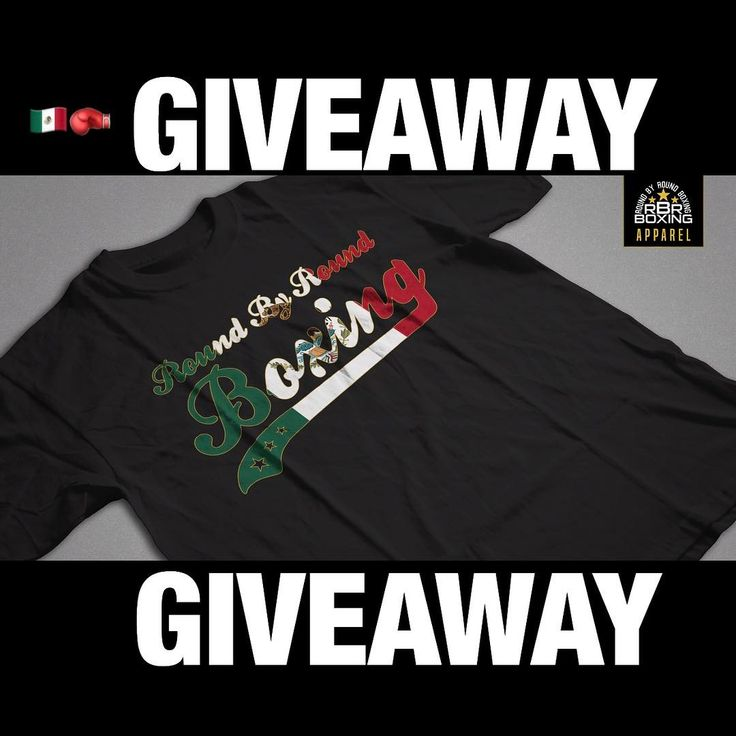 Our first #CincodeMayo giveaway this week is for our latest Round By Round Boxing nation design. Simply subscribe to our YouTube page (link in bio) and comment below when you're done. Winner will be selected later today 💥🥊🇲🇽 #Boxing #Boxeo #RoundByRoundBoxing #RBRBuzz #RBRBoxing #GoldenBoyBoxing #GoldenBoyPromotions #Gear #Shirts #CaneloChavezJr #CaneloChavez #Shirts #Mexico #Mexican #Free #Giveaway