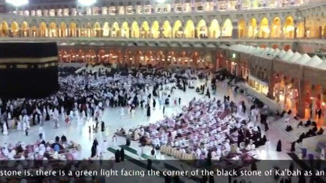 Umrah performing Guide