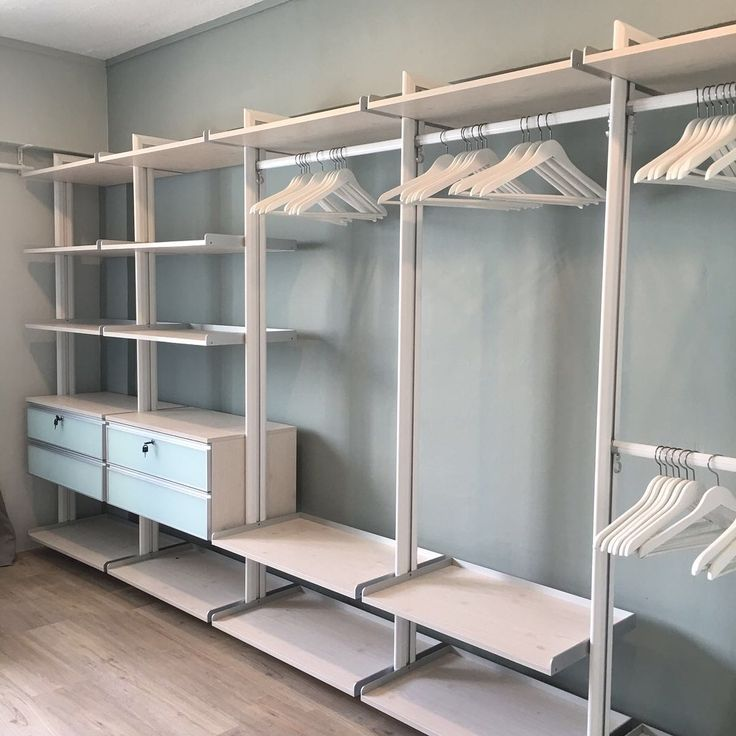 Fresh Modular Bedroom Storage Systems