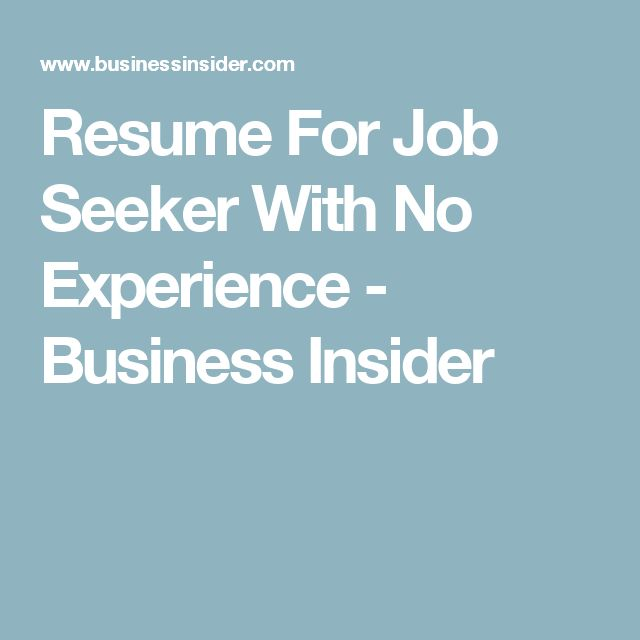 Career Change Resume Examples The  Best Resume Tips No Experience Ideas On Pinterest  Resume  Resume Service Reviews Word with Front Desk Receptionist Resume Sample Word  Reasons This Is An Excellent Resume For Someone With No Experience Free Resume Help Excel