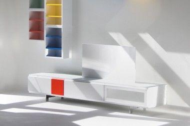 Piccolo TV unit 234 x 52 x 42,5 cm