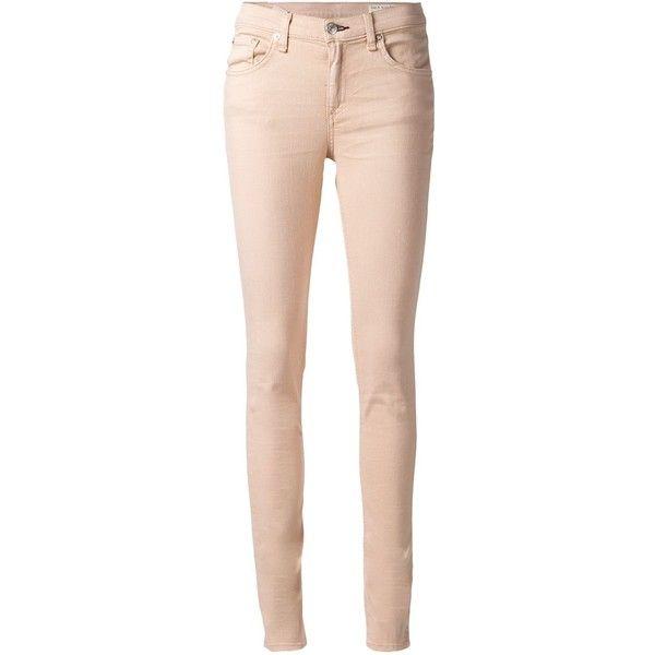 Rag & Bone /Jean skinny jeans ($215) ❤ liked on Polyvore