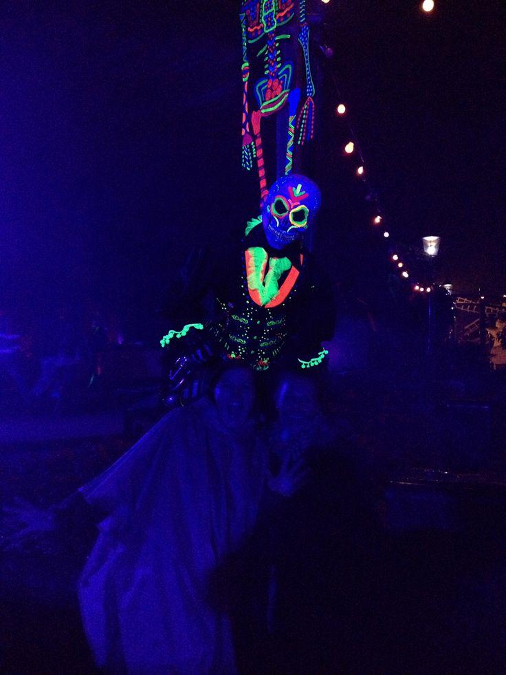 halloween night amsterdam 2017