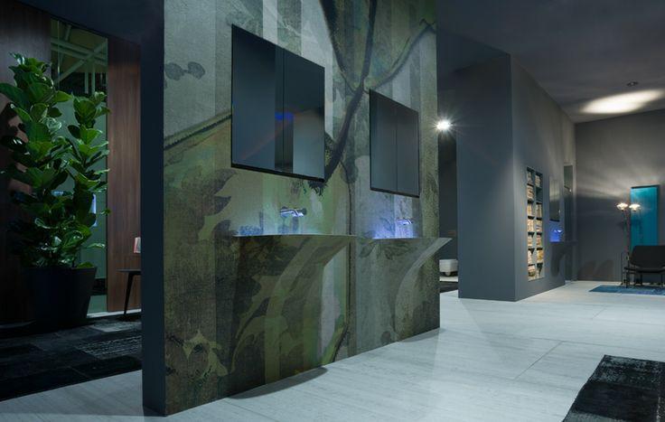 piani in vetro e lavabi craquele : ... lavabi, piani, vetreria, design italia, soffioni, cristalplant, piatti