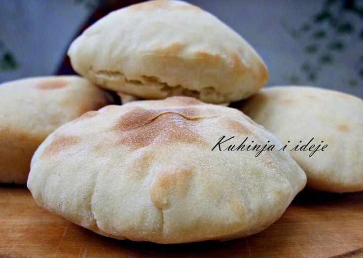 Recept bez kvasca za hlebčiće koji su bukvalno gotovi za 15 minuta! | Kuhinja i ideje