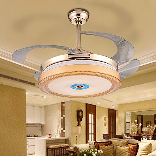 Arctic Modern Ceiling Fan With Retractable Blades And Remote Control 42  Inch Chandelier For LivingBest 25  Modern ceiling fans ideas on Pinterest   Ceiling fan  . Living Room Ceiling Fans. Home Design Ideas